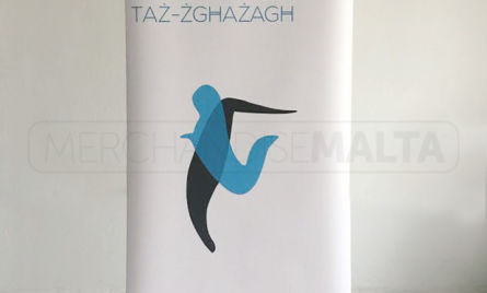 Roll-Up Banners are quick and easy to assemble and transport. The final product will include the stand, printed artwork as well as carry bag.