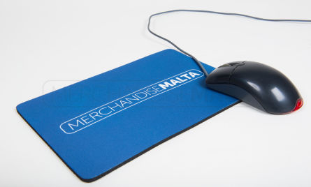 Printed Mouse Mats are essential desk items that will suit branding and will provide longevity for your advert.