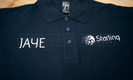 Polo Shirts are one of the most popular methods of displaying company branding or marketing messages as give away items, promotional team wear or as corporate staff clothing.